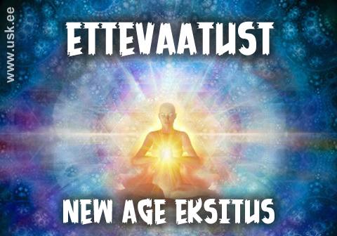 New Age eksitus