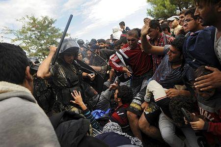 põgenikud - sissetung - salaplaan